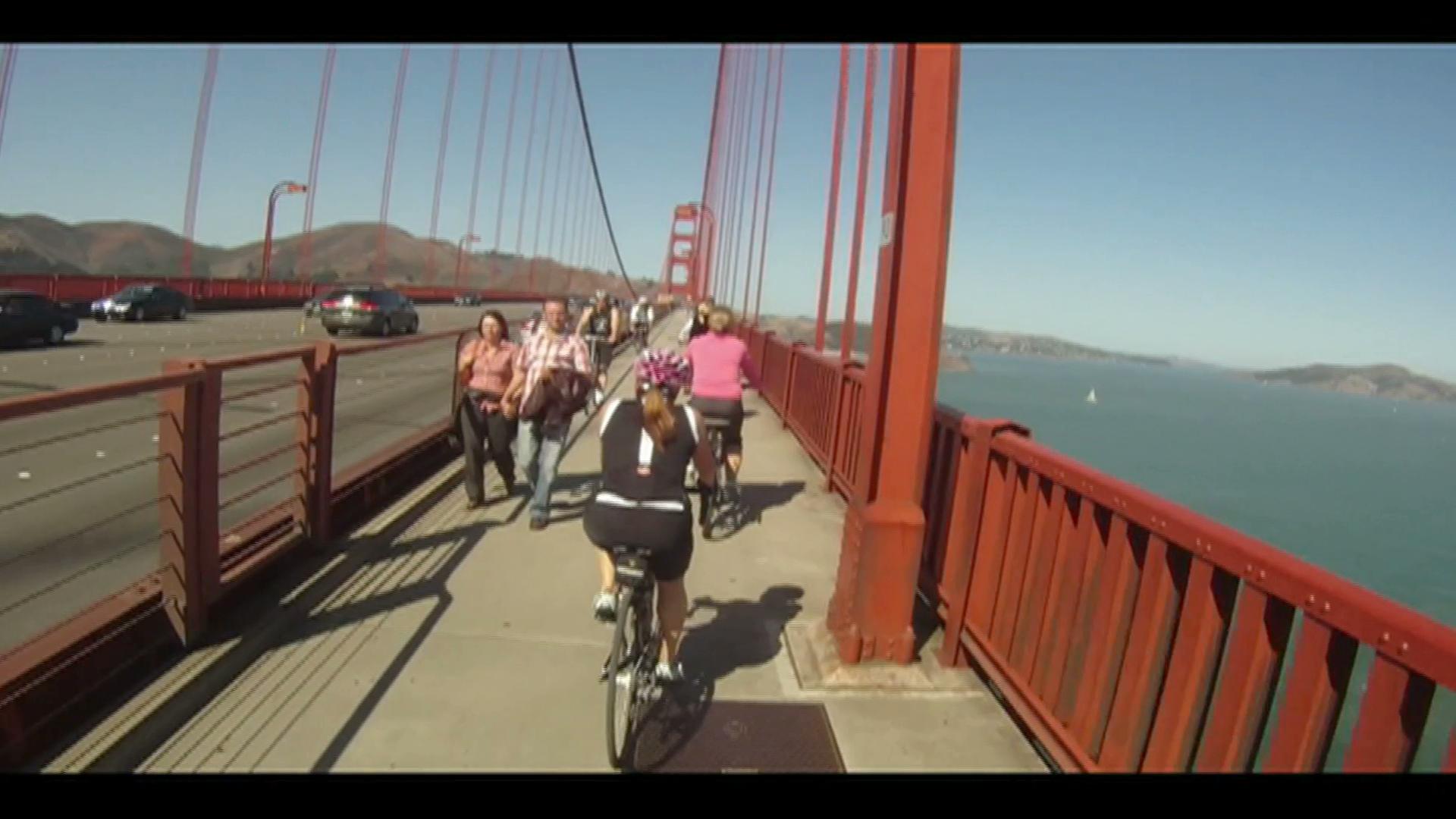 Marin County Trails We Like To Bike