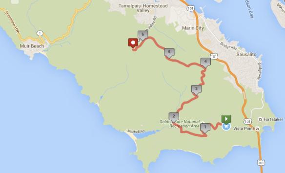 Map - Bobcat Trail